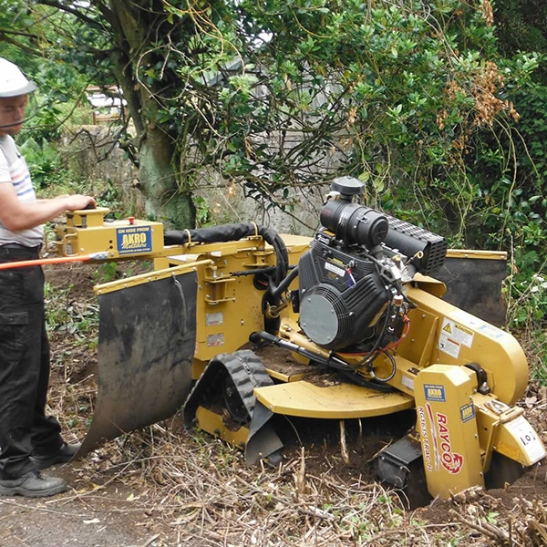 Tree Machinery - Tree Surgeons Cumbernauld